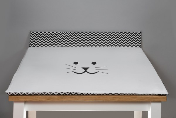 חתול - משטח החתלה