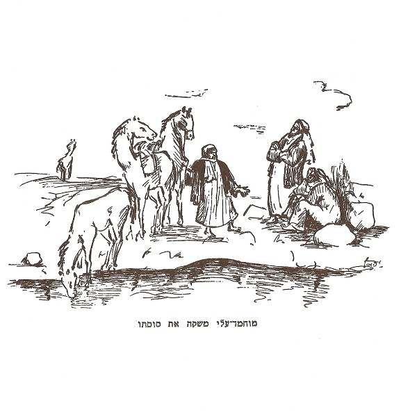 הבדווים בארץ ישראל /  טוביה אשכנזי