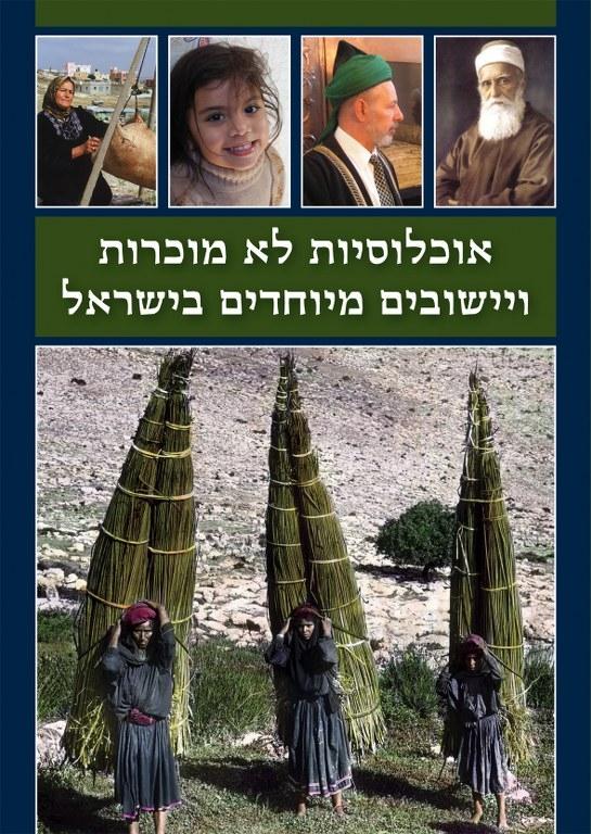 אוכלוסיות לא מוכרות ויישובים מיוחדים בישראל / אריאל 204-205