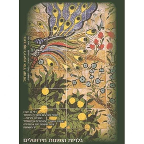 גלויות וצפונות מירושלים - אריאל 168