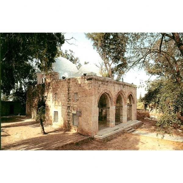 דת ופולחן וקברי קדושים מוסלמים בארץ ישראל - אריאל 118-117