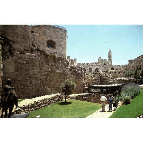תולדות ירושלים, מחורבן בית שני ועד לתקופה העות'מאנית - אריאל 84-83