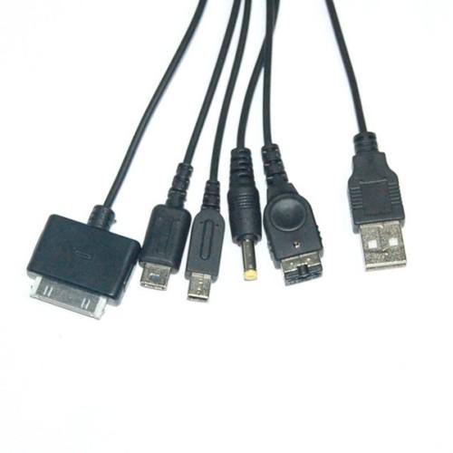 כבל USB אוניברסלי לטעינת מכשירים