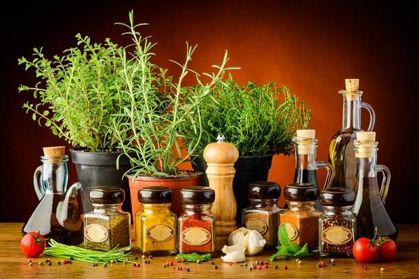 צמחים ותבלינים שיתנו טעם לדיאטה שלכם