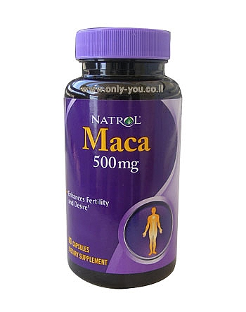 Maca  מאקה 500 מ