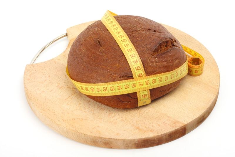 דיאטה מהירה - תפריט לדיאטת לחם