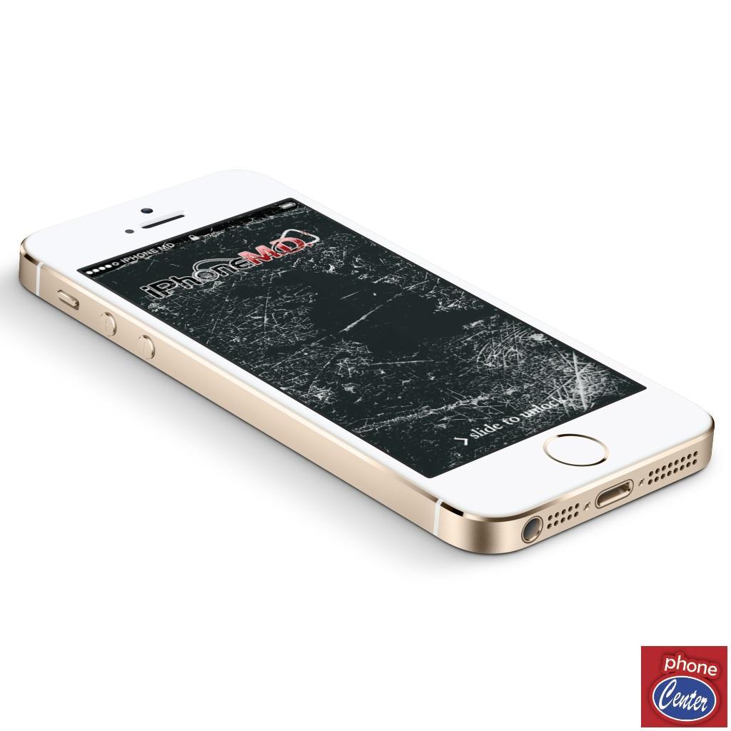 החלפת מסך לאייפון 5S