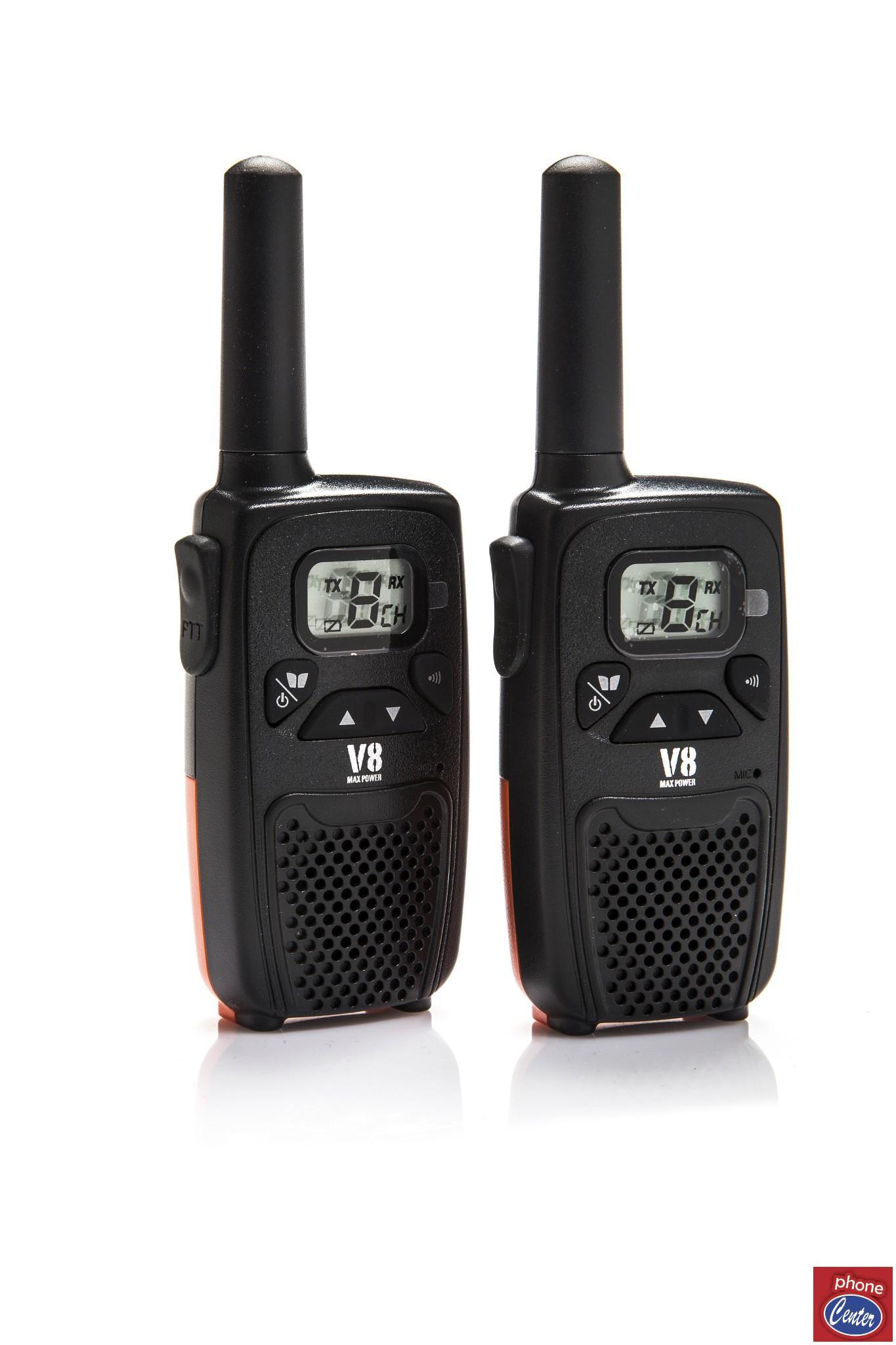 זוג מכשירי ווקי טוקי PMR160
