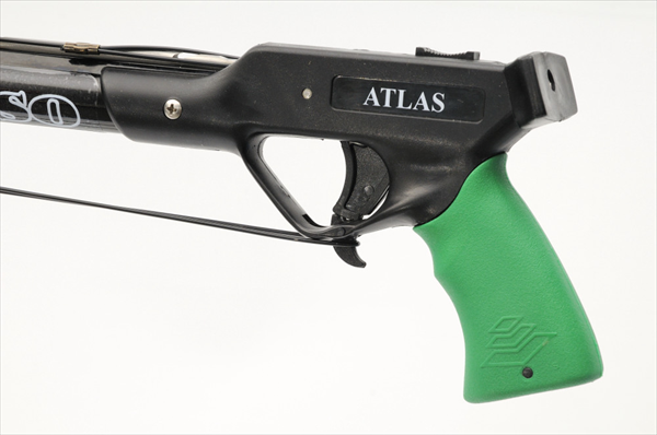 רובה ATLAS RAIL פיקסו