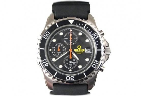 שעון צלילה 100 מ' APEKS כרונו
