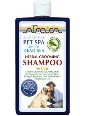 שמפו טיפוח בוטני לכלב