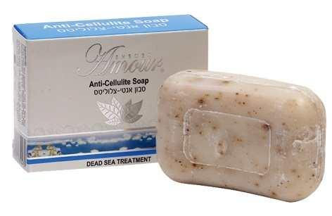 סבון אנטי-צילוליטיס שמן המור ים המלח