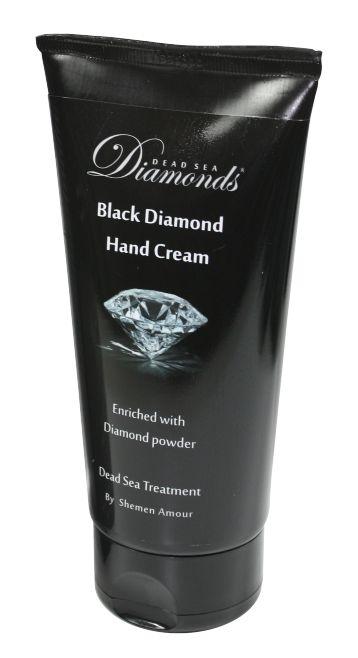 יהלום שחור קרם ידים שמן המור
