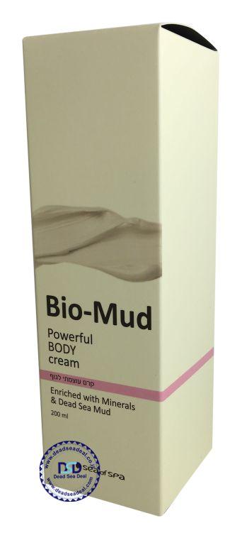ביו מד קרם גוף  BIO MUD