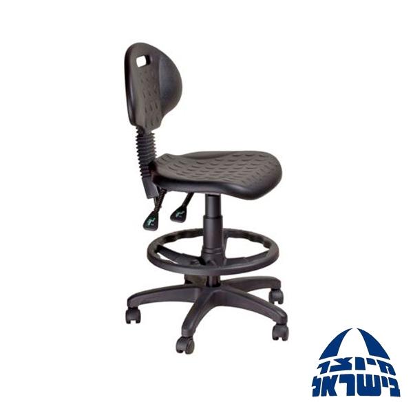 כסא מעבדה דגם טכנאי