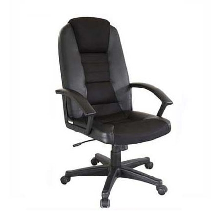 כסא מנהל למחשב כולל כרית ראש תומכת צוואר  דגם יסמין