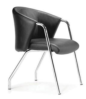 כסא אורח והמתנה מעוצב דגם טופז