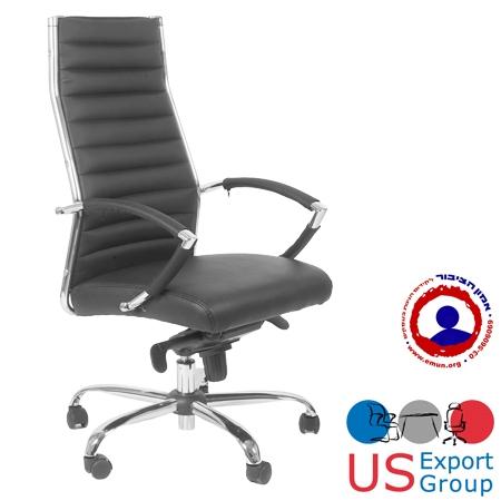 כסא מנהלים מעוצב יוקרתי דגם סונטה