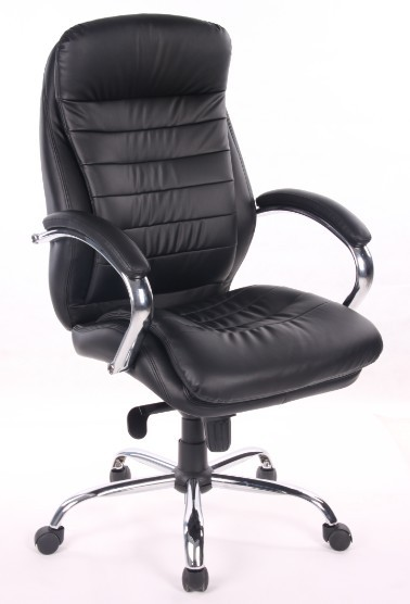 כסא מנהלים מפואר אורטופדי לכבדי משקל דגם אוקספורד