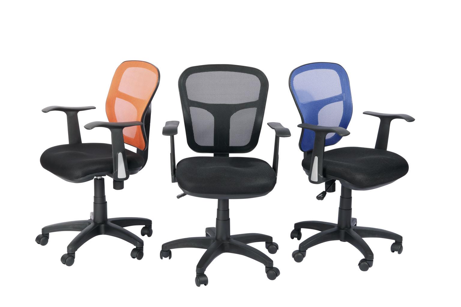 כסא מחשב ארגונומי גב רשת דגם בריזה