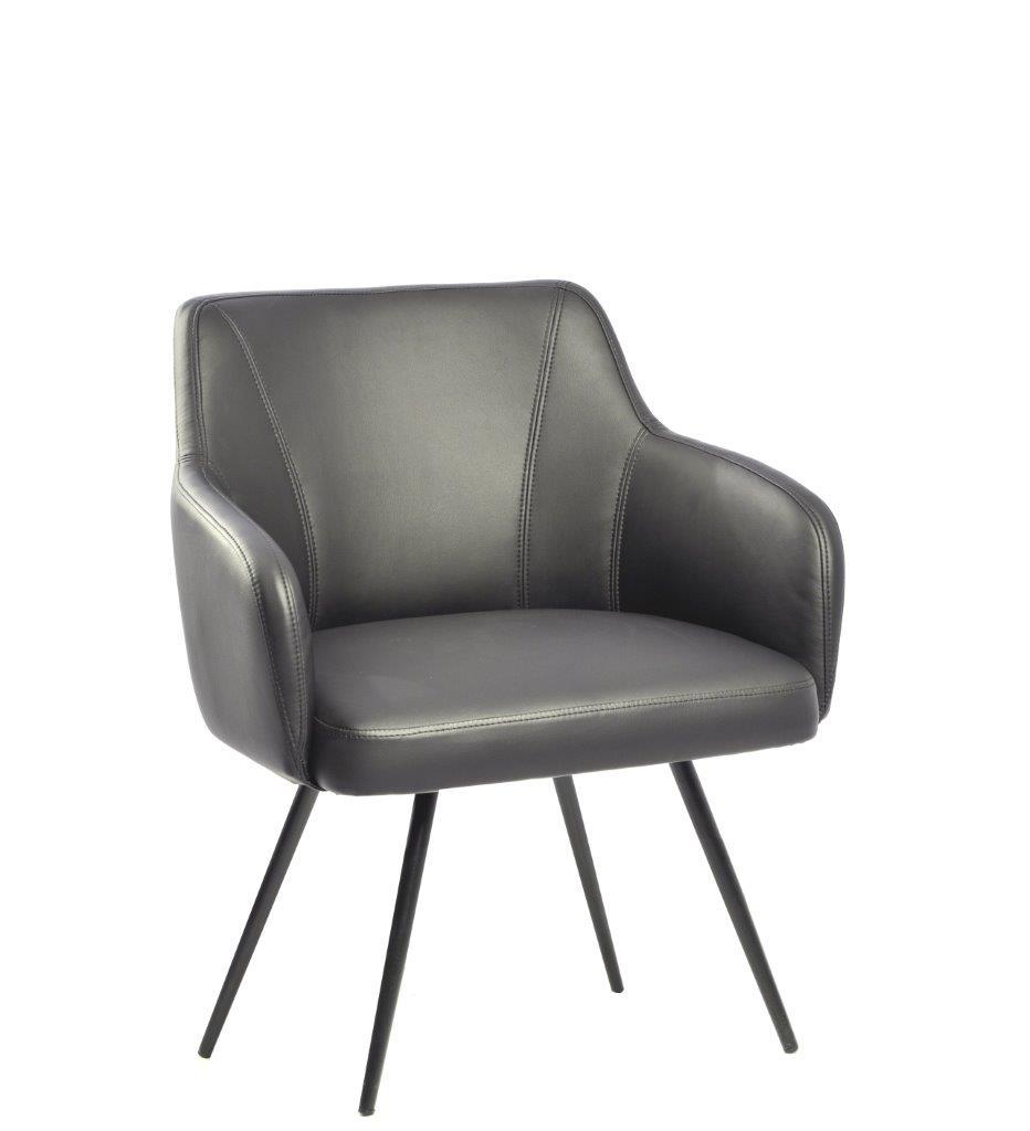 כסא אורח והמתנה  מפואר למשרד דגם וינה