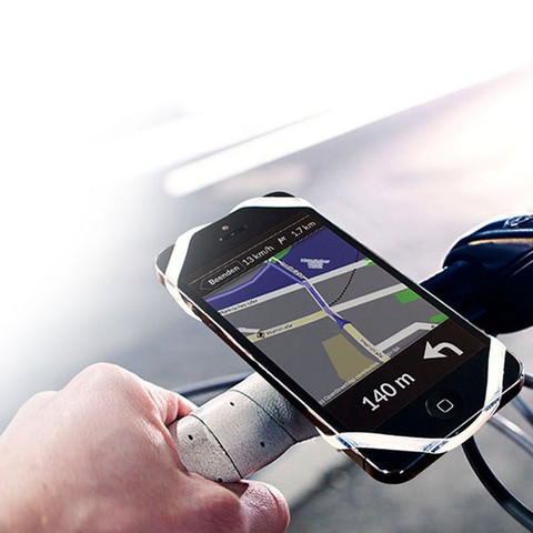 מחזיק מסיליקון FINN לטלפון נייד