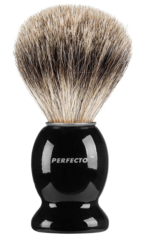 מברשת גילוח אמיתית Badger פרפקטו