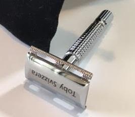 סכין גילוח של פעם