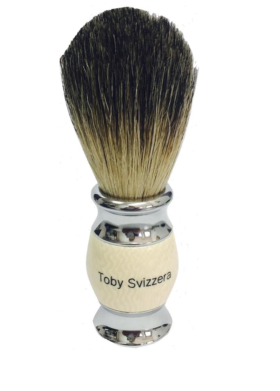 מברשת גילוח אמיתית Badger