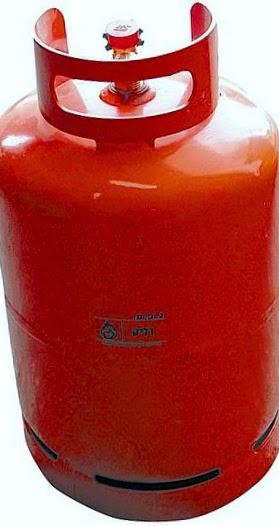 מילוי מיכל גז 5 קילו החלפה + משלוח