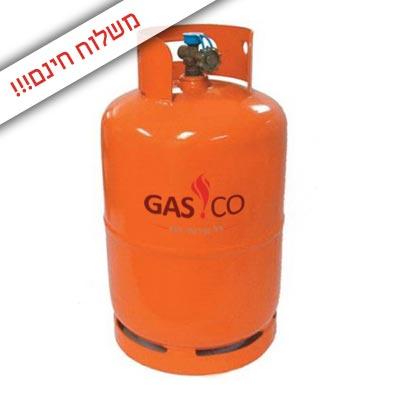 מיכל גז 5 קילוגרם כולל המכל מלא