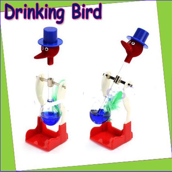 הציפור השותה - צעצוע של פעם