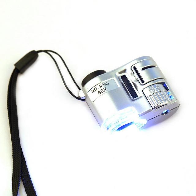 זכוכית מגדת מיקרוסקופ
