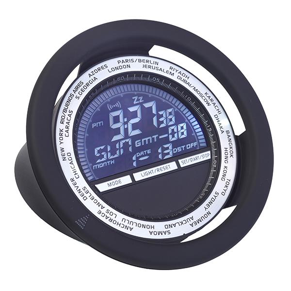 שעון עולמי דיגיטלי