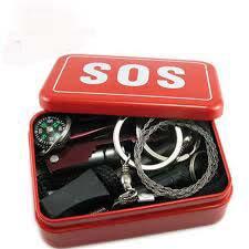 ערכת SOS (הצלה) לשעת חרום