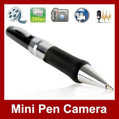 עט מצלמה FULL HD