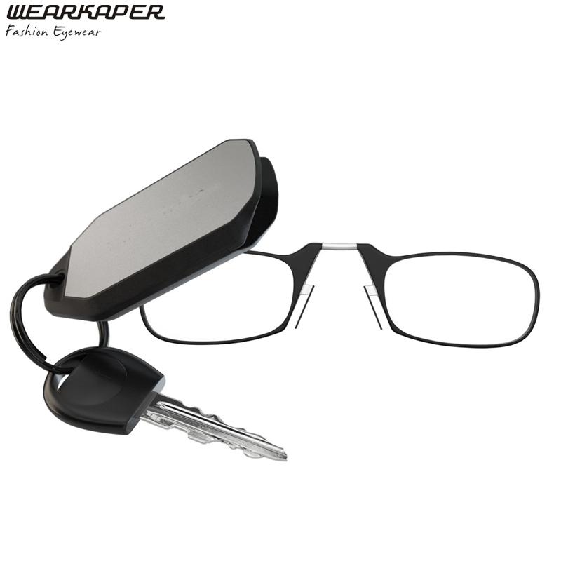 משקפיים במחזיק מפתחות
