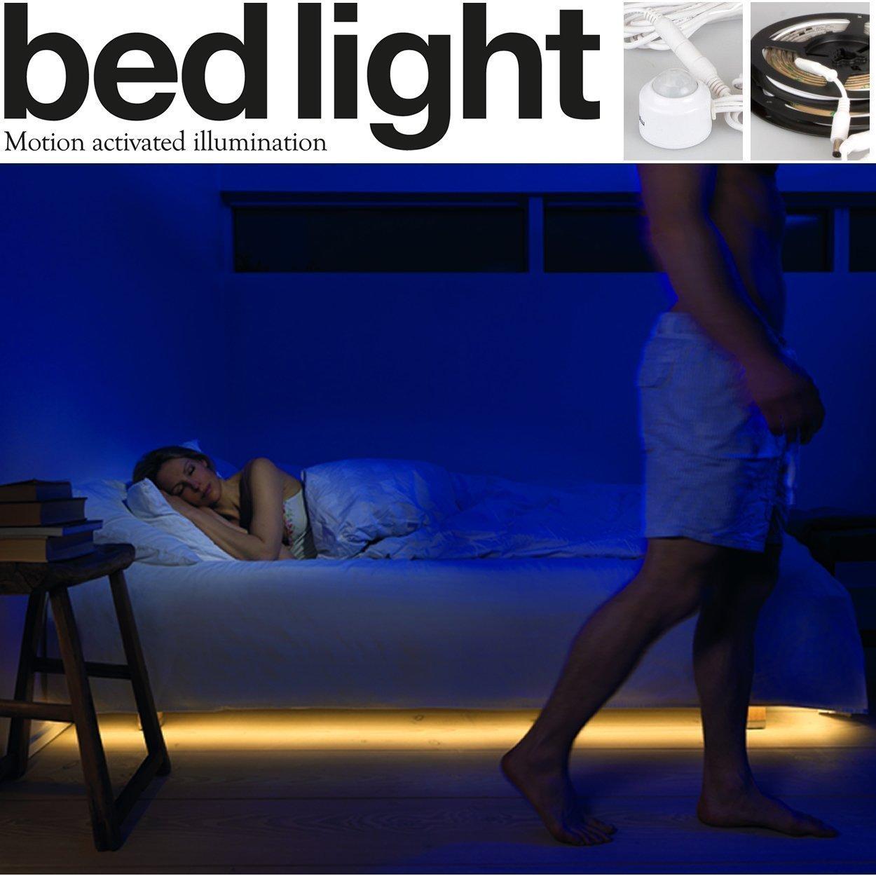 תאורת לילה עם חישן תנועה