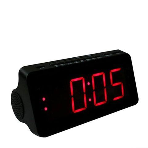 שעון מעורר עם רדיו