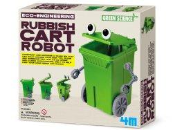 רובוט עגלה אשפה