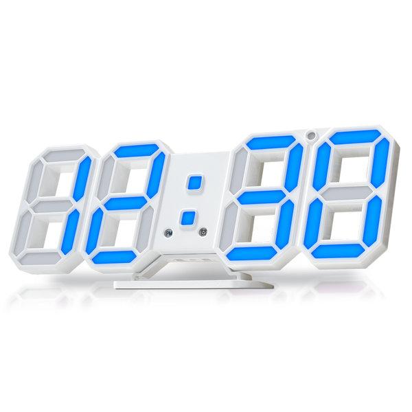 שעון שולחני + קיר מיוחד