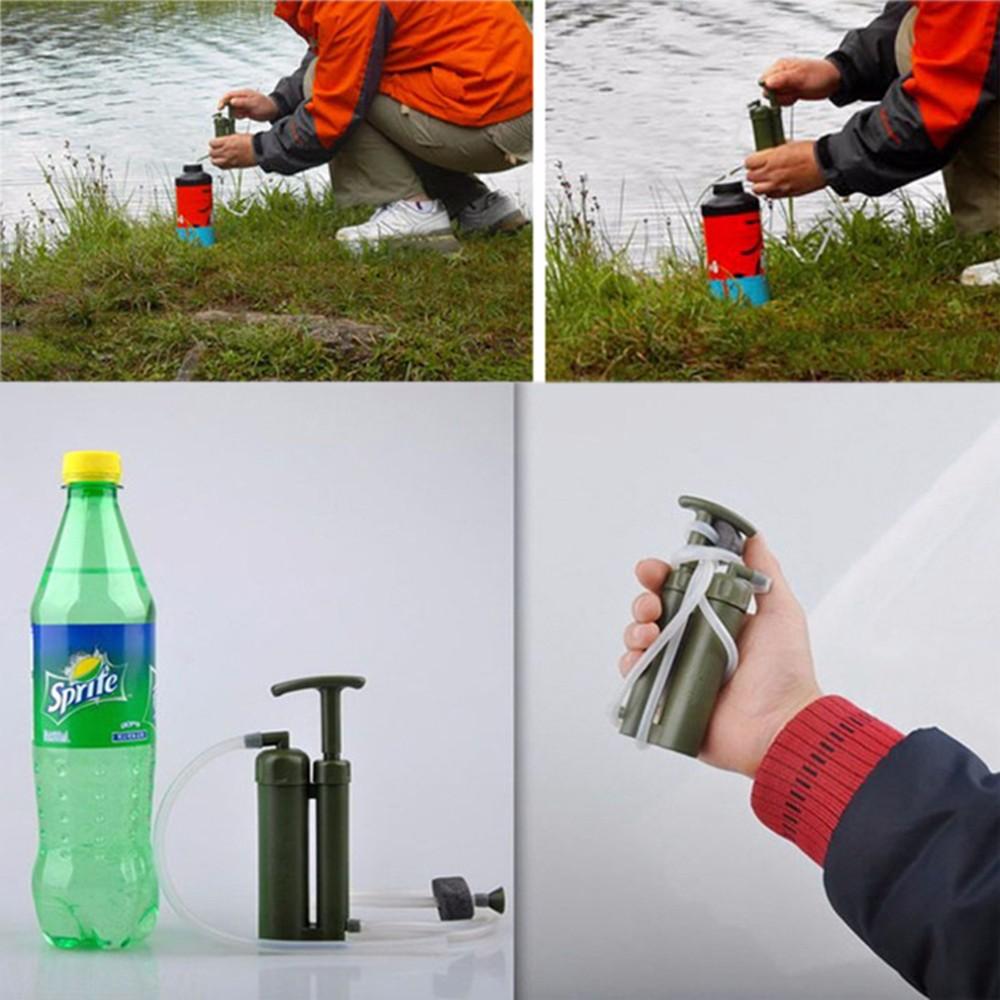 מטהר מים לטיולים