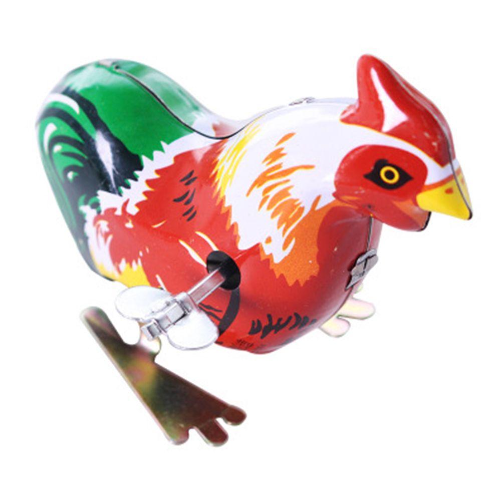 תרנגול פח הולך