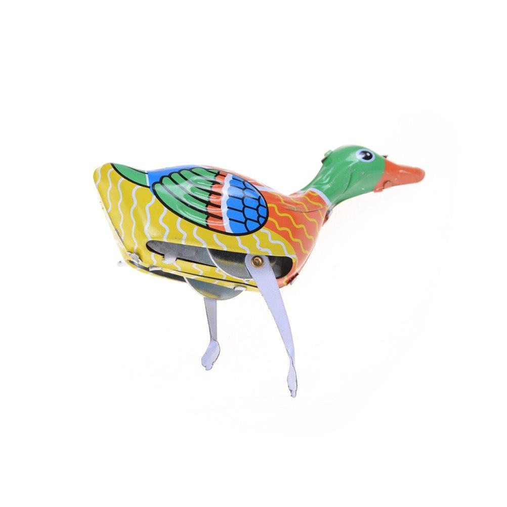 ברווז מפח בסגנון וינטג' - צעצועים של פעם
