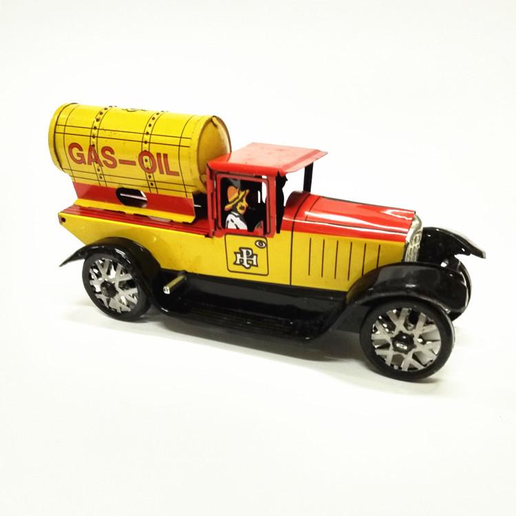 משאית דלק פריט אספנות מפח