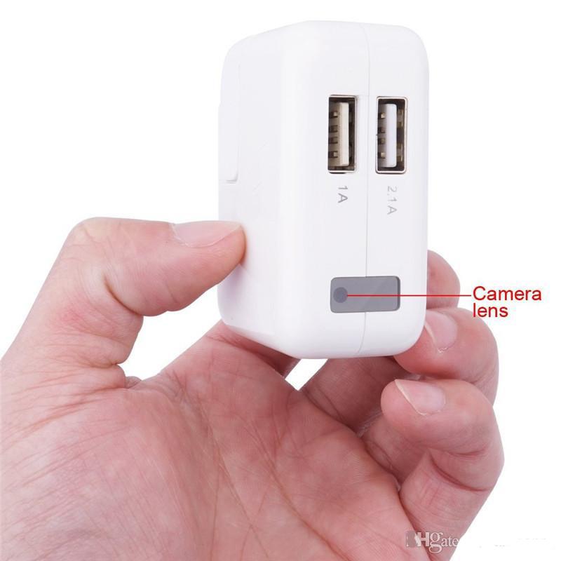 מצלמת מפצל USB חיבור לקיר Wifi