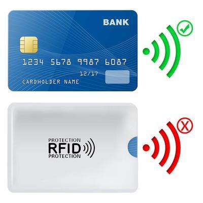 נרתיק מגן מגניבת נתוני כרטיס אשראי