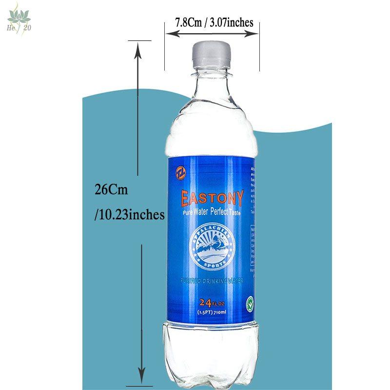 כספת והחבאת כסף בצורת בקבוק מים