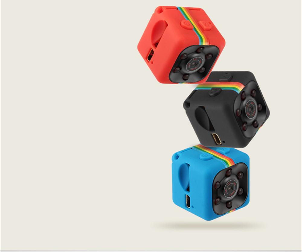 מצלמה נסתרת בצורת קובייה