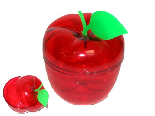 תפוח פלסטיק למילוי סוכריות